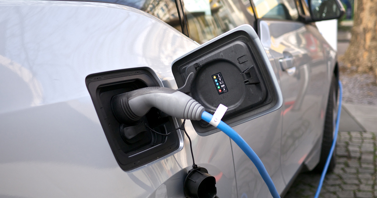 The Future of Transportation Is Electric