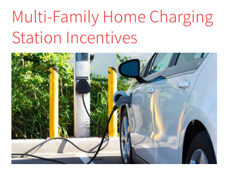 Electric Vehicle Charging Incentives