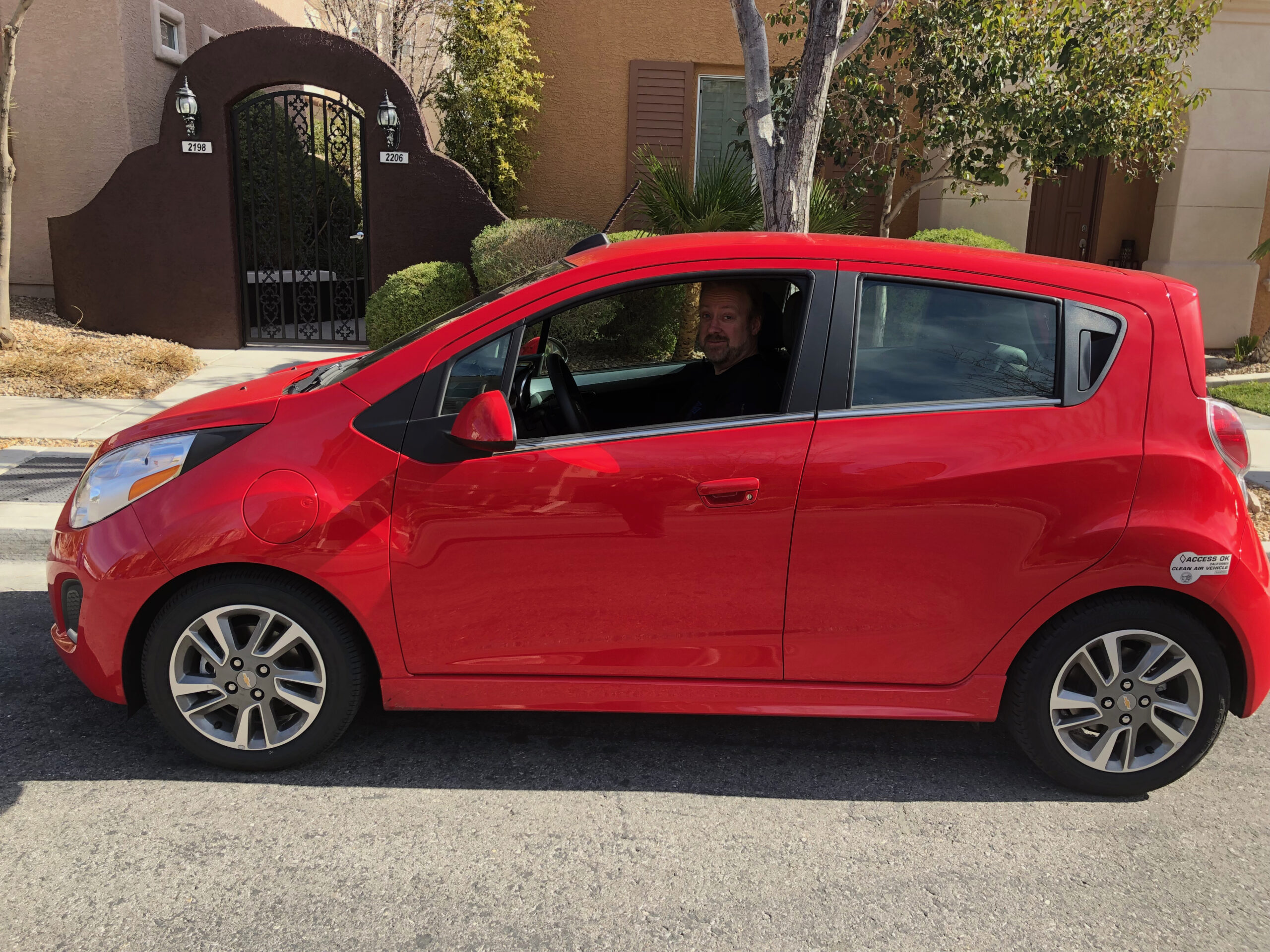 Put electric vehicle range anxiety in your rear view mirror!